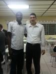 Ceide Joanel e pastor John John