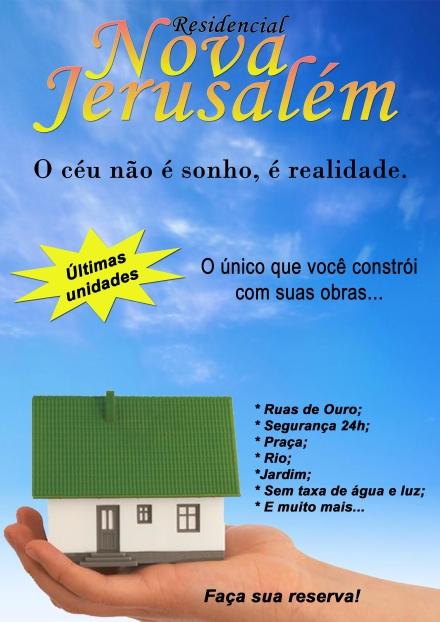 Residencial Nova Jerusalém - A4 - Frente